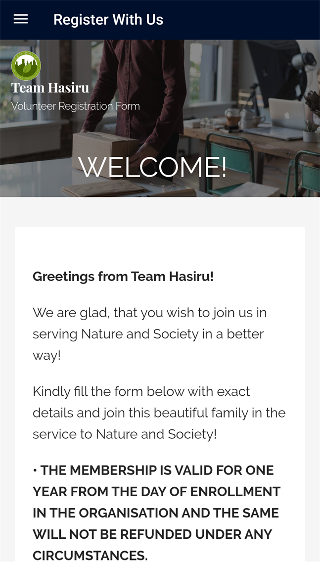 Team Hasiru
