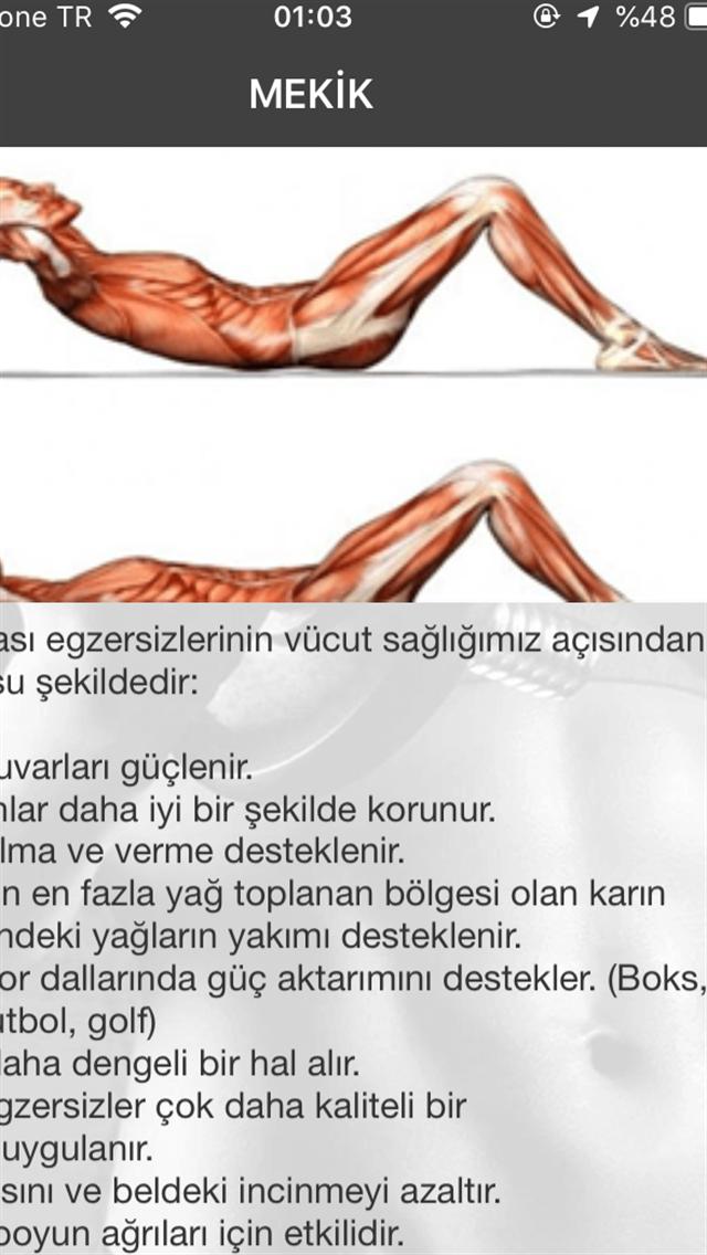 Fitnes vücut geliştirme