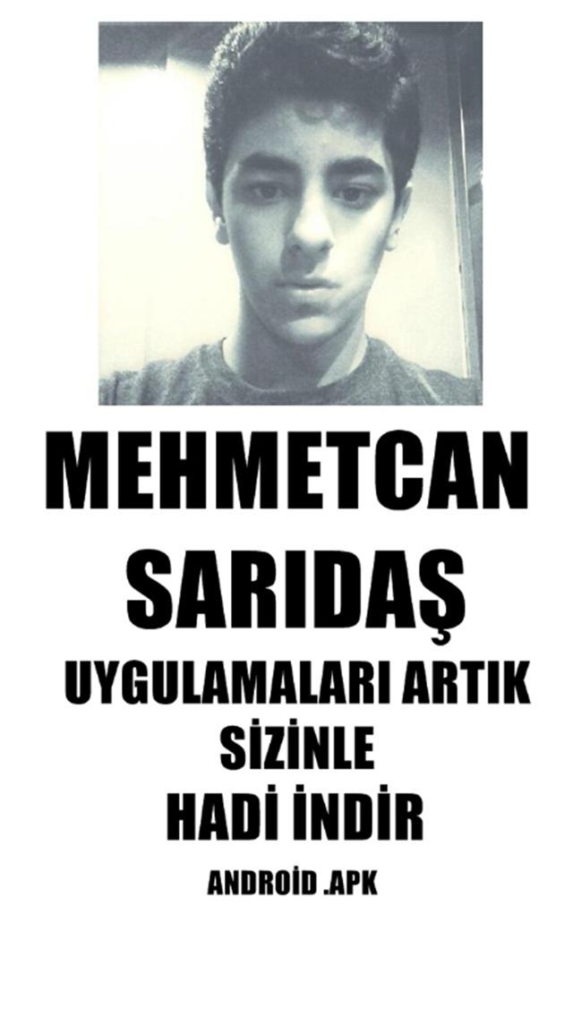 Mehmetcan Saridas