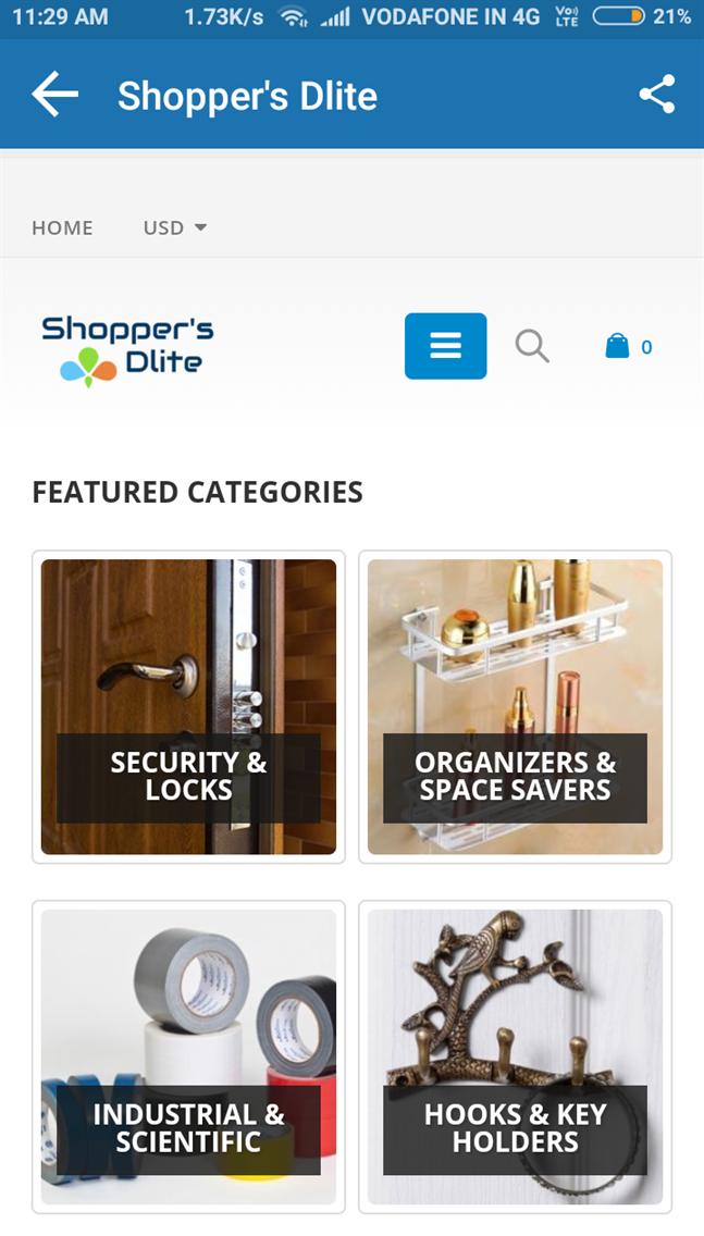 Shopper's Dlite