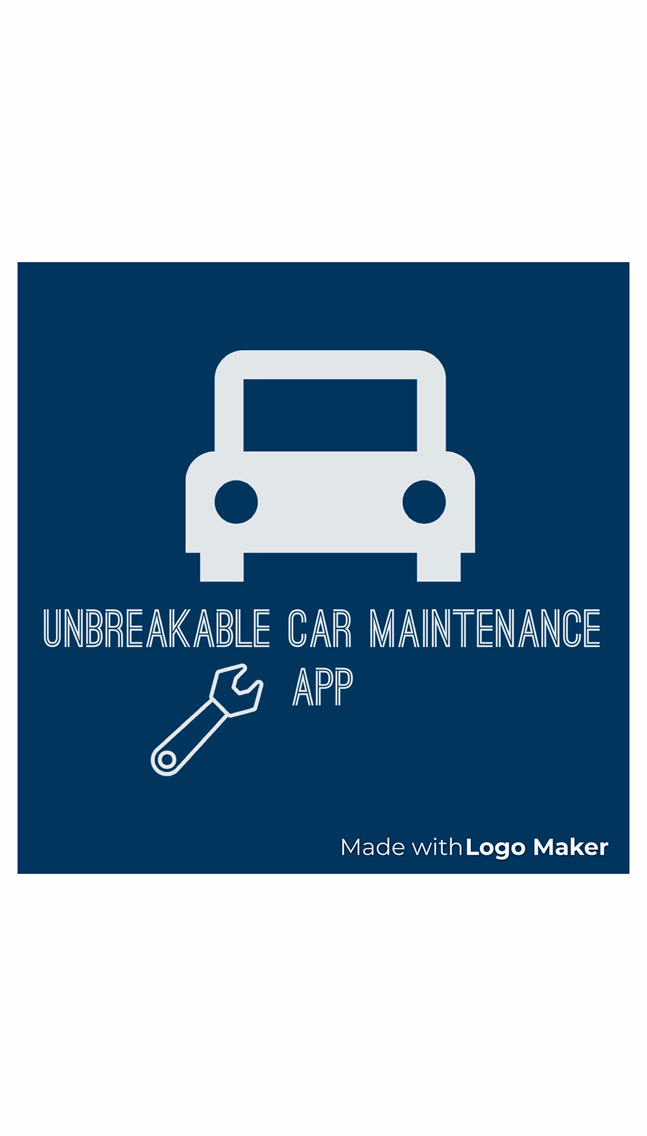Unbreakable Car Maintenance