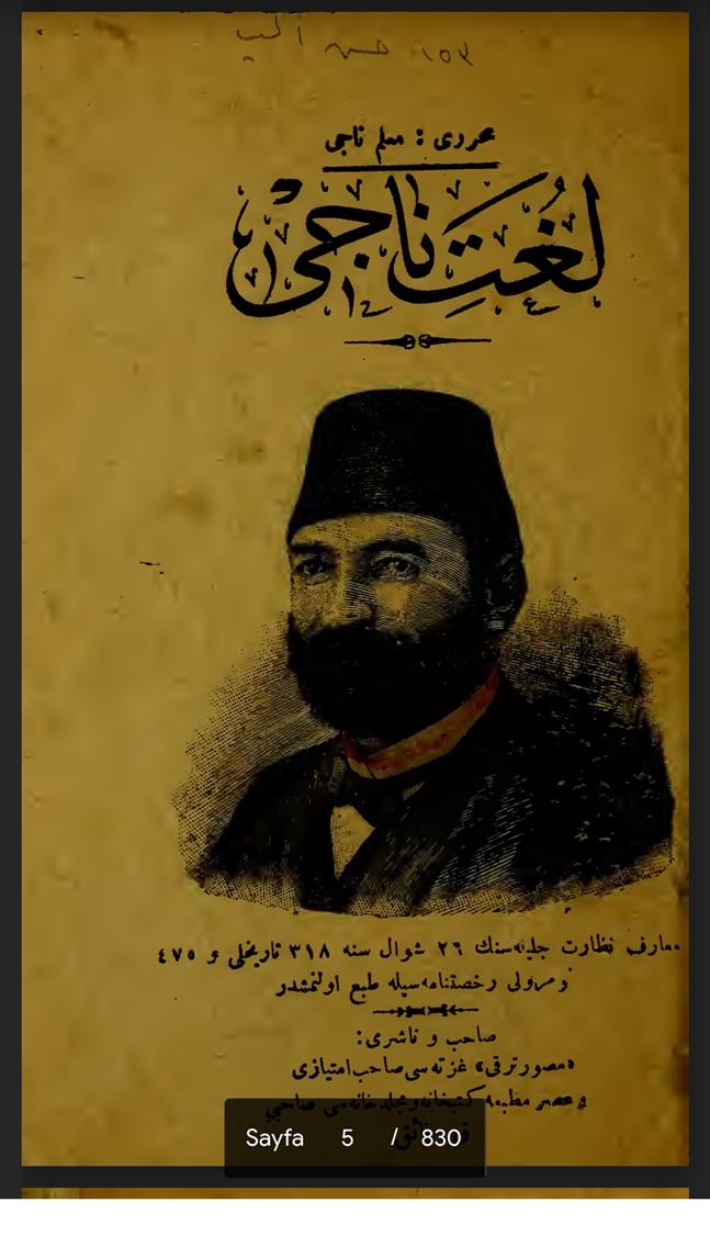 """Osmanlı Türkçesi """"OSMANLICA"""""""