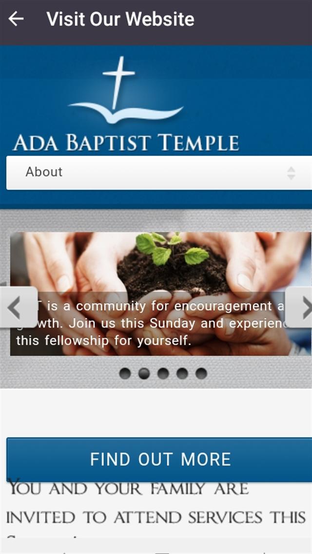 Ada Baptist Temple
