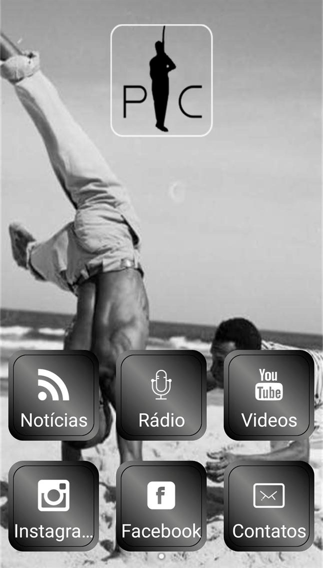 Portal Capoeira