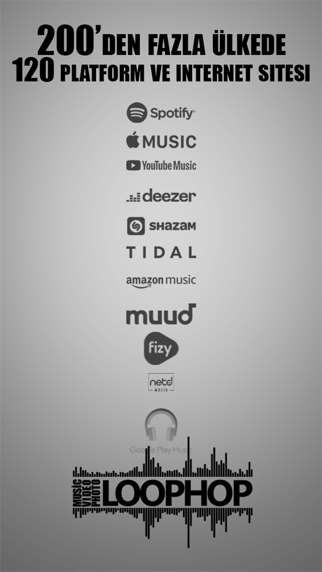 LoopHop Müzik Dağıtım
