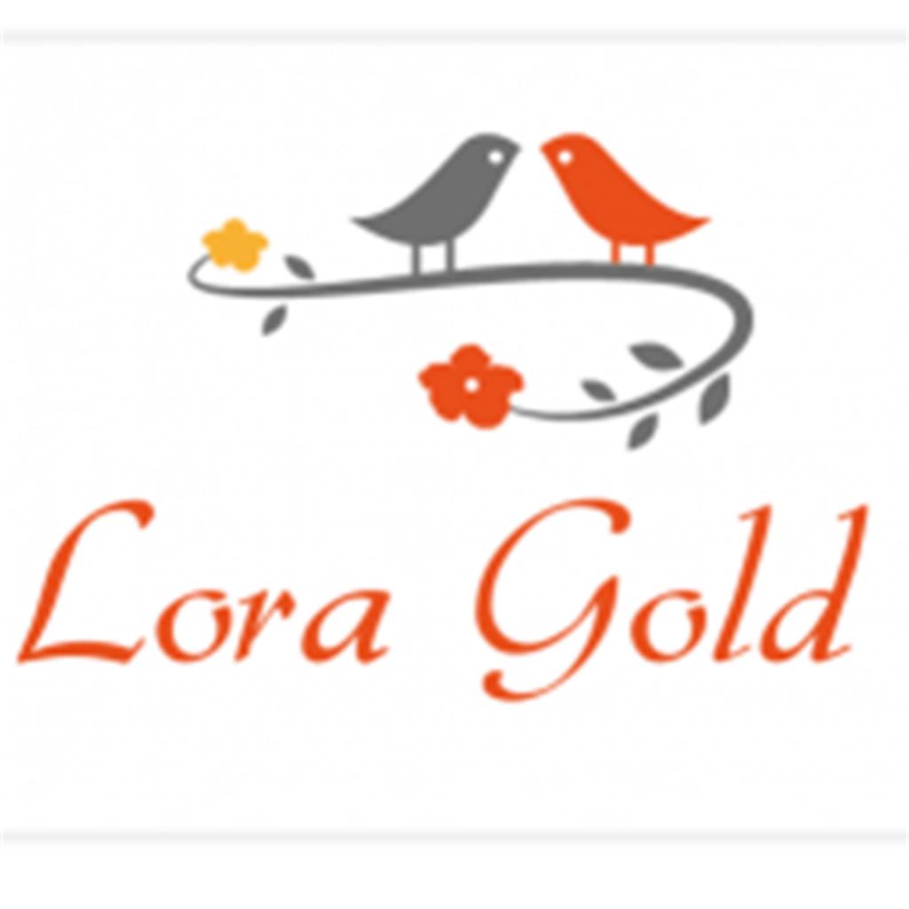 Lora Gold Perde