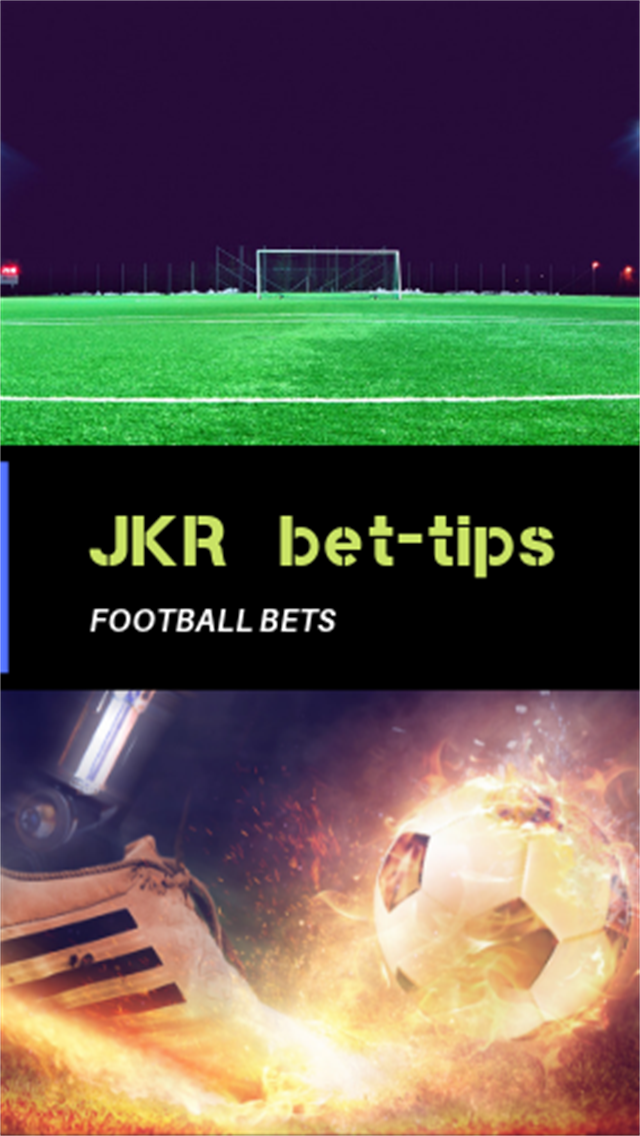 Football betting tips JKR