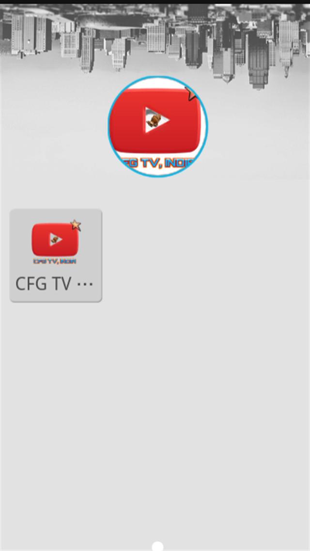 CFG TV INDIA