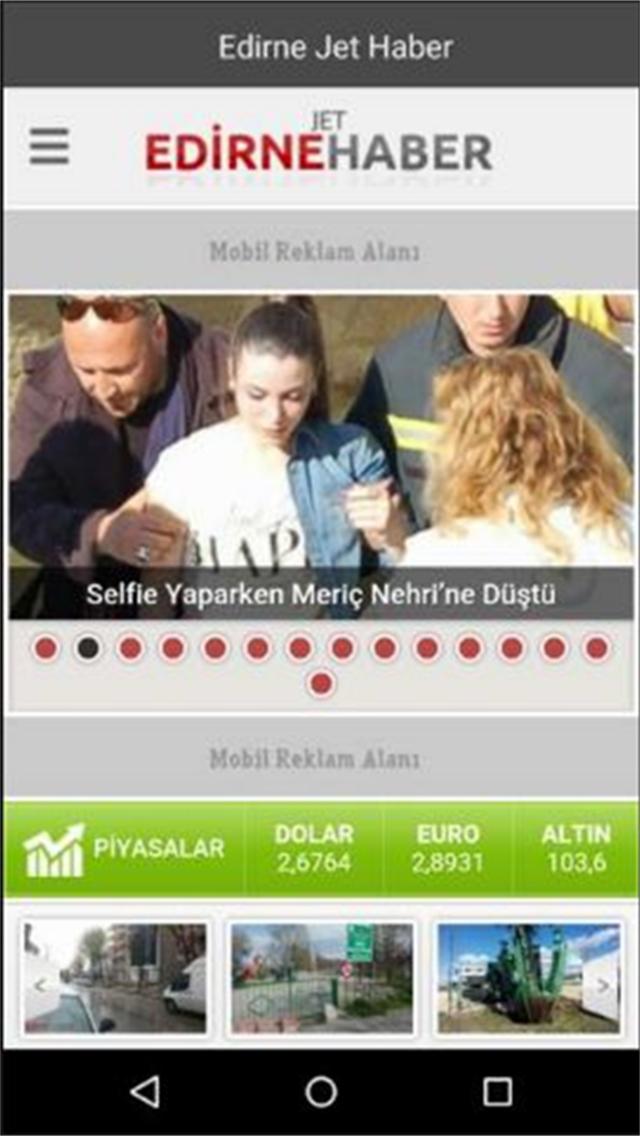 Edirne Jet Haber