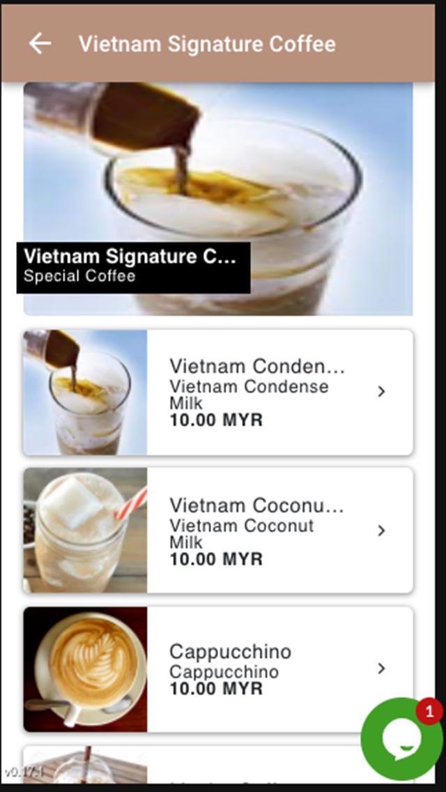 Yant Nguyen Vietnam Coffee