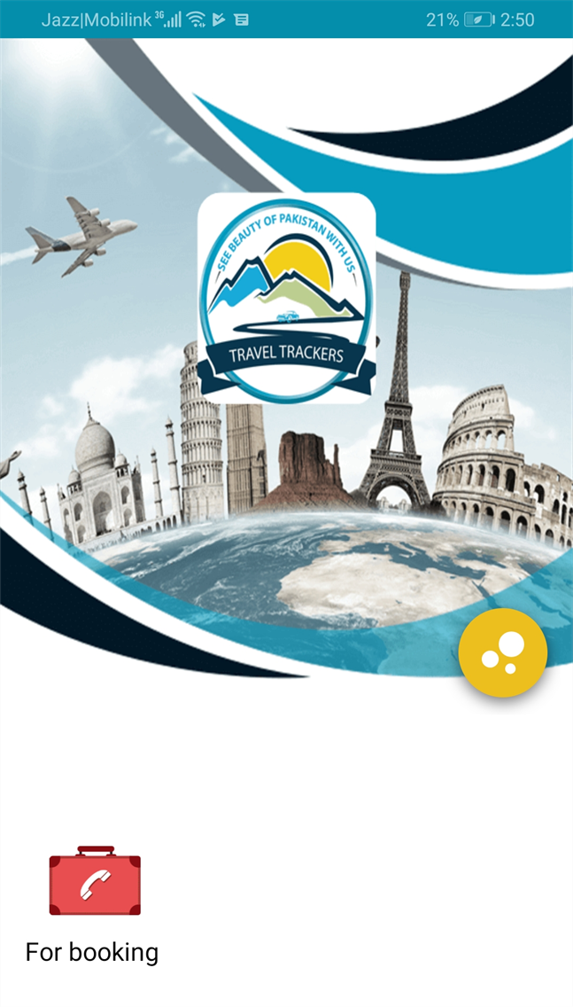 Travel trackers tourism servic