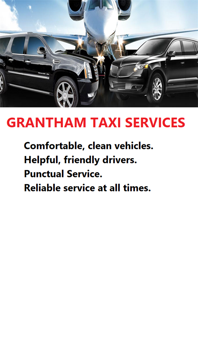 Grantham Taxi Services