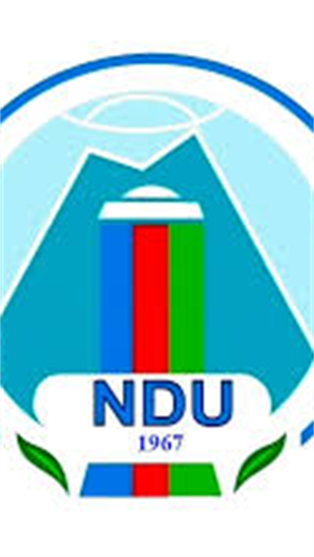 NDU prog
