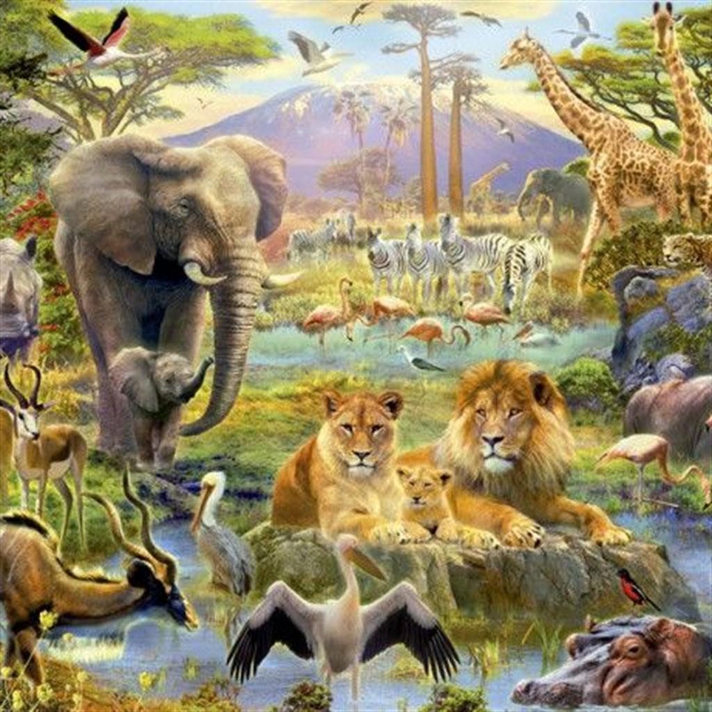 Hayvanlar Alemi.
