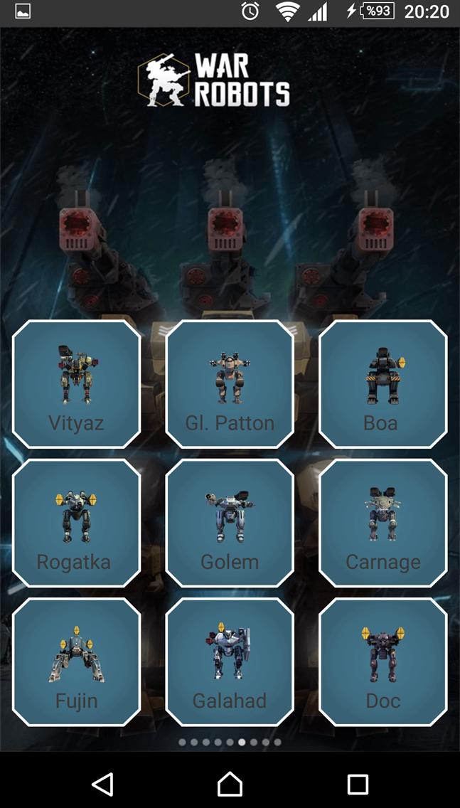 War Robots Guide