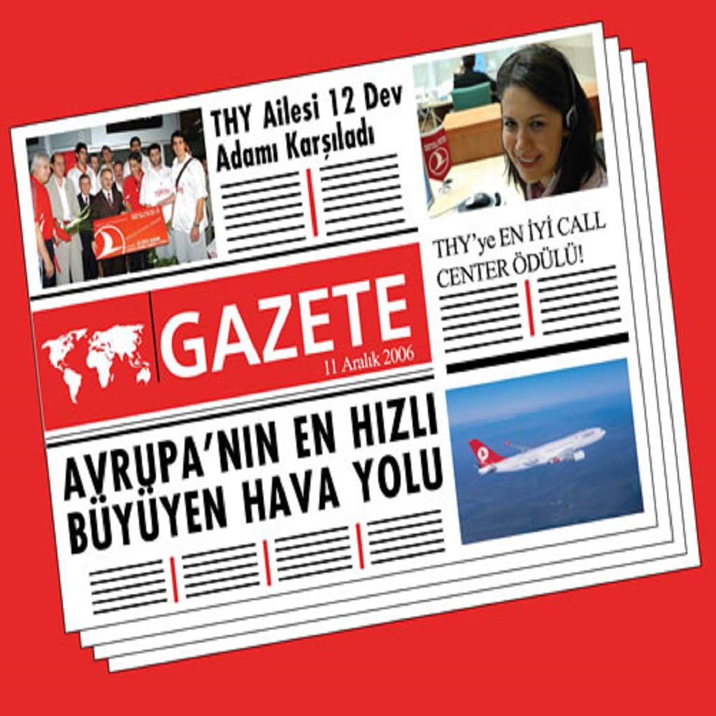 Tüm Gazeter & E-Gazete