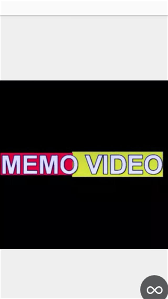 Memo video