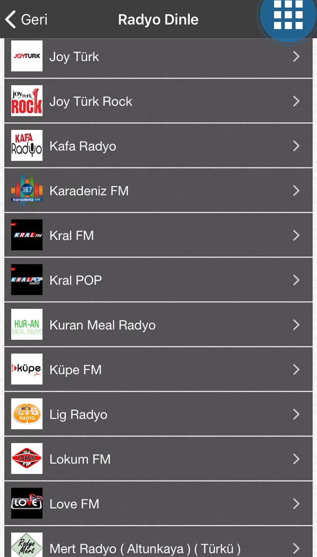 Radyo & Canlı TV