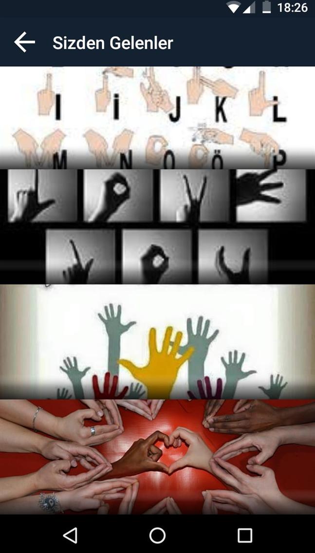 Konuşan Eller