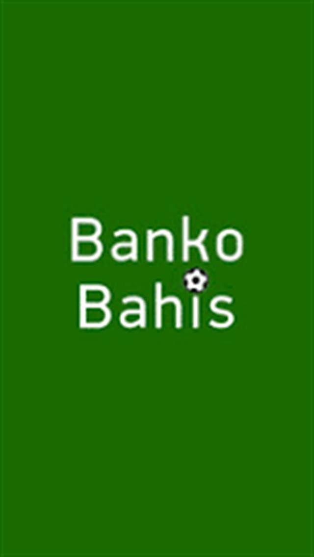 BANKO BAHİS