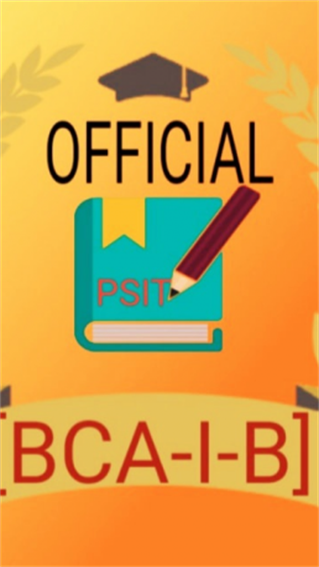 PSIT [BCA-I-B] OFFICIAL