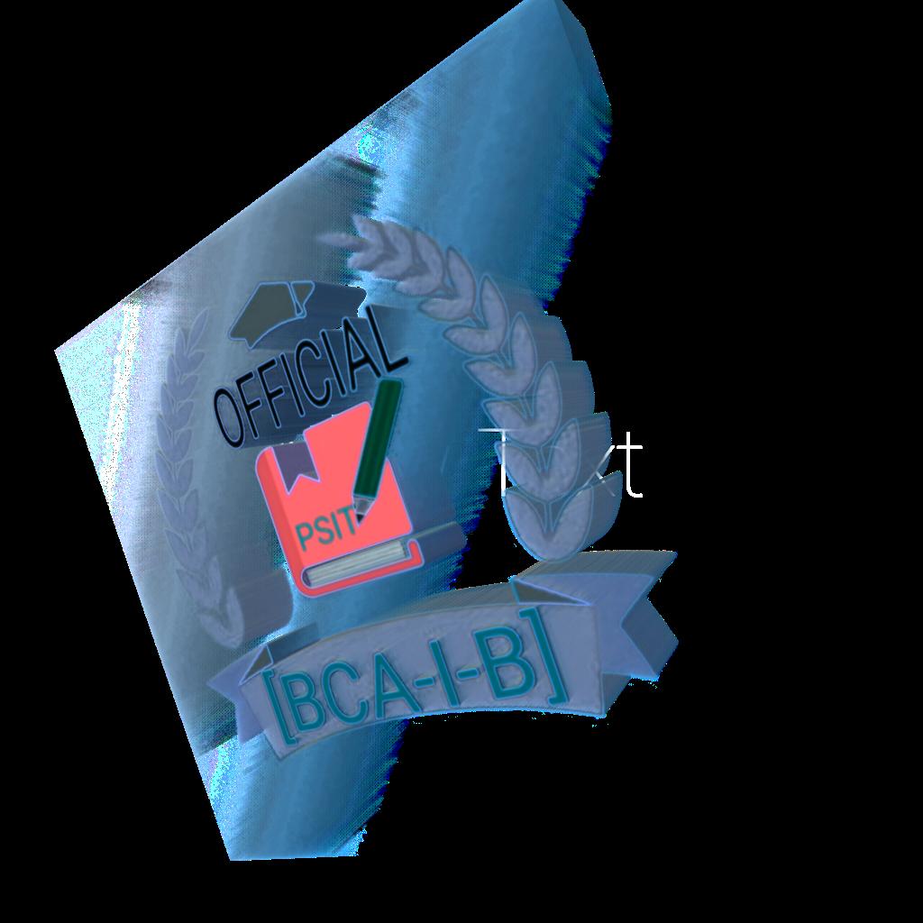 PSIT [BCA-I-B] OFFICIAL