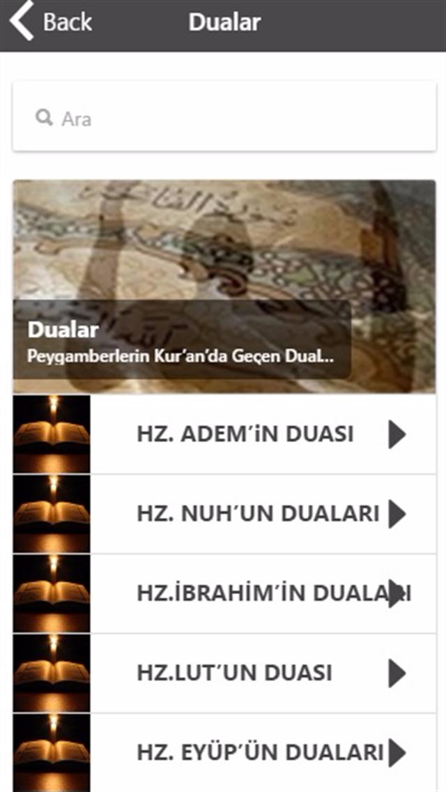 Kur'an-i Kerimden Dualar