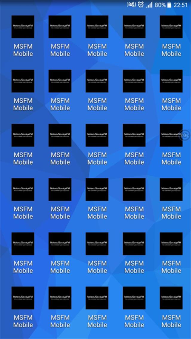 MSFM Mobile