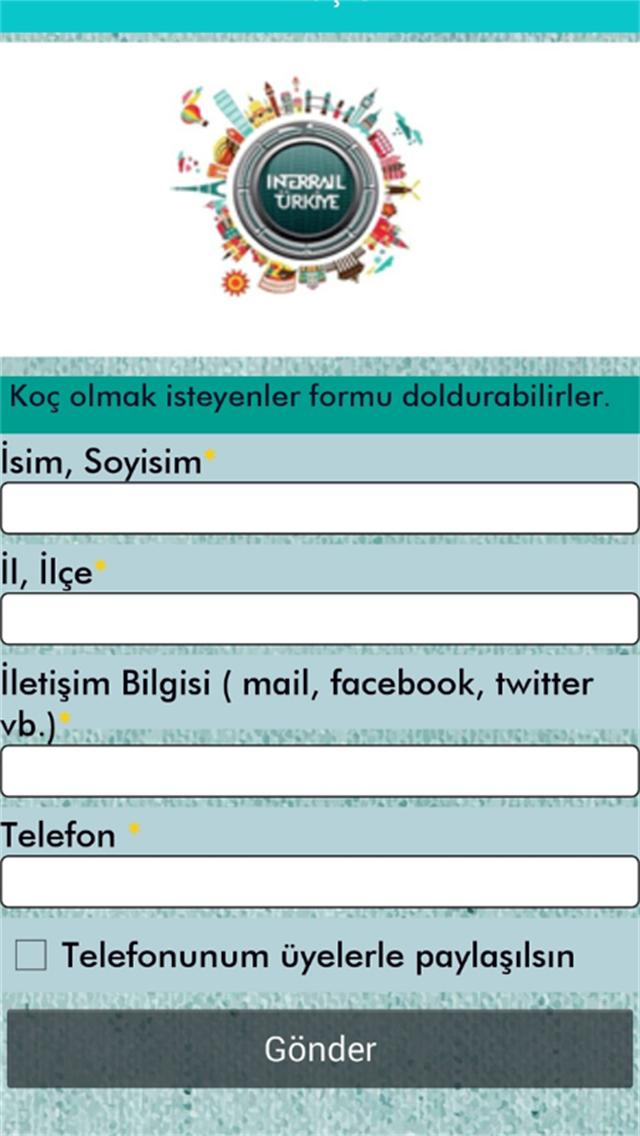 Interrail Türkiye