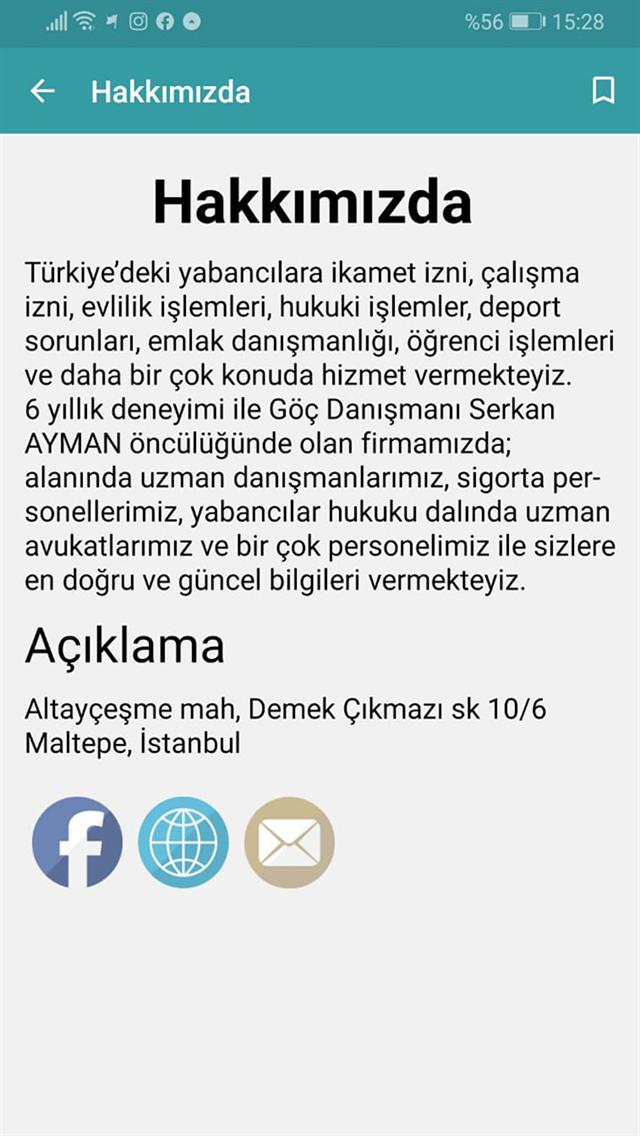 Goc Danismanlik