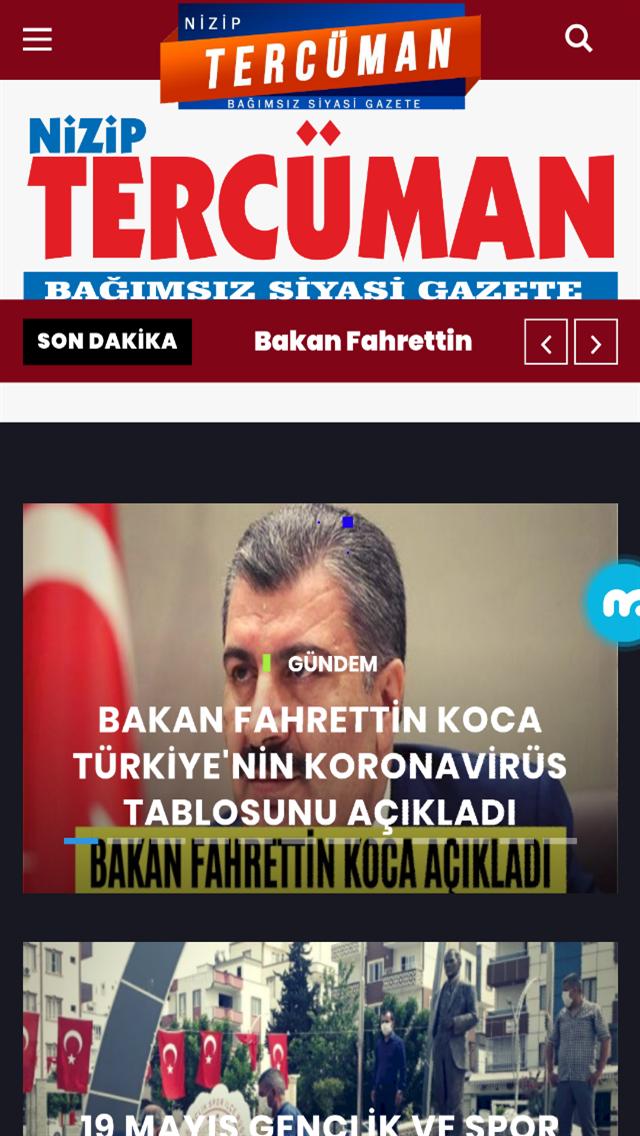 Nizip Tercüman Gazetesi