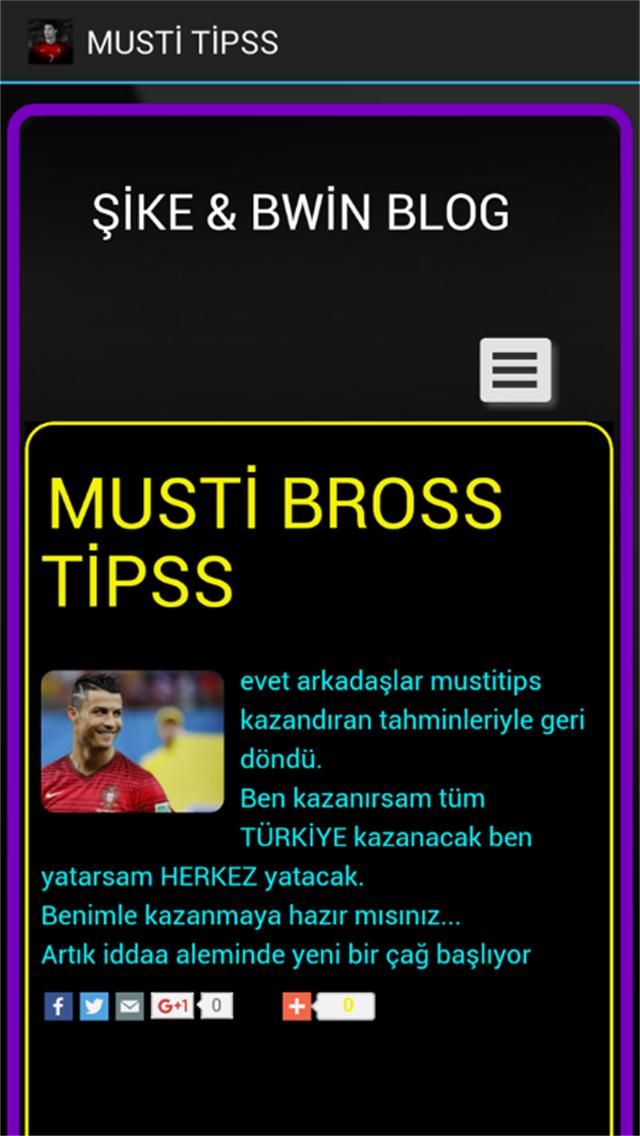 MUSTİ TİPSS