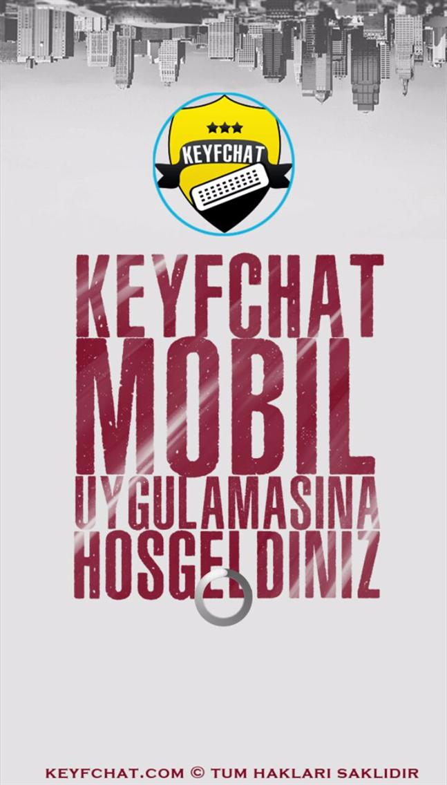 KeyfChat Mobil