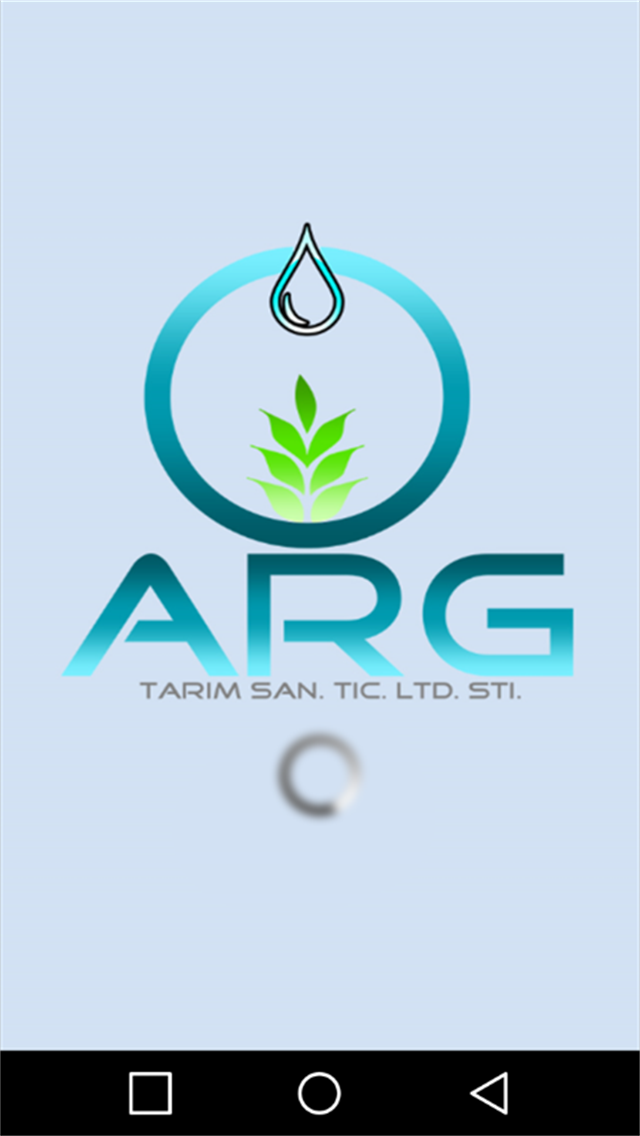 ARG TARIM SAN. VE TİC. LTD. ŞT