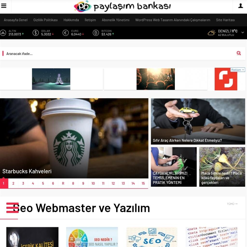 Paylasim Bankasi Platformu