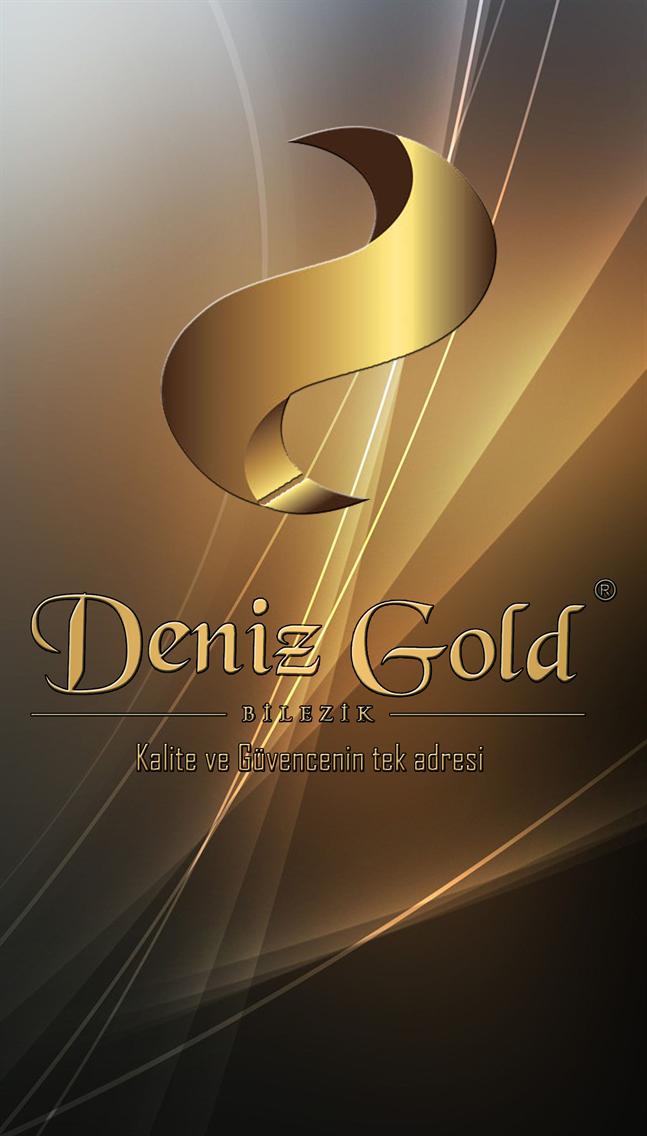 Deniz Gold Bilezik