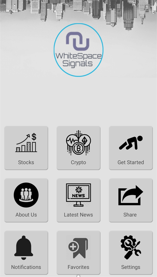 WhiteSpace Signals