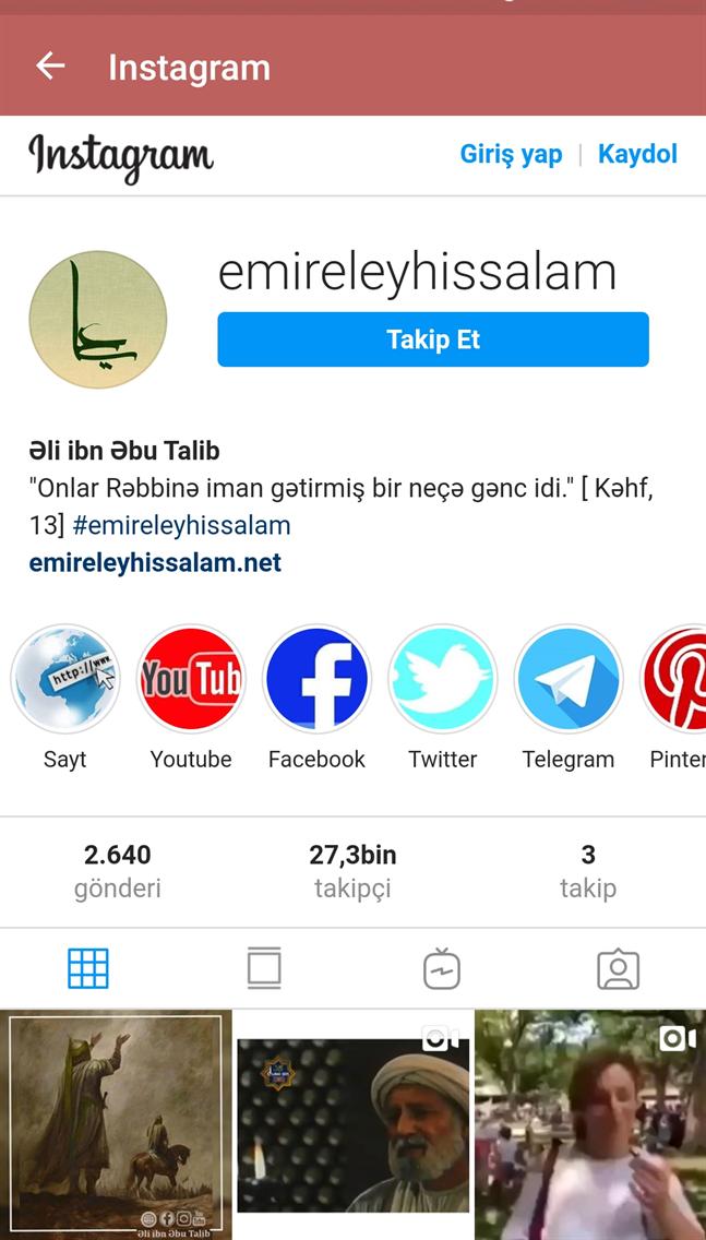 Əli ibn Əbu Talib
