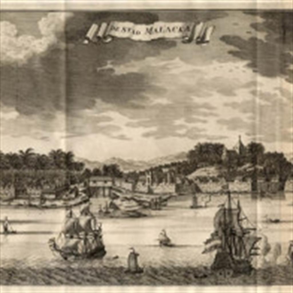 Melaka Dahulu