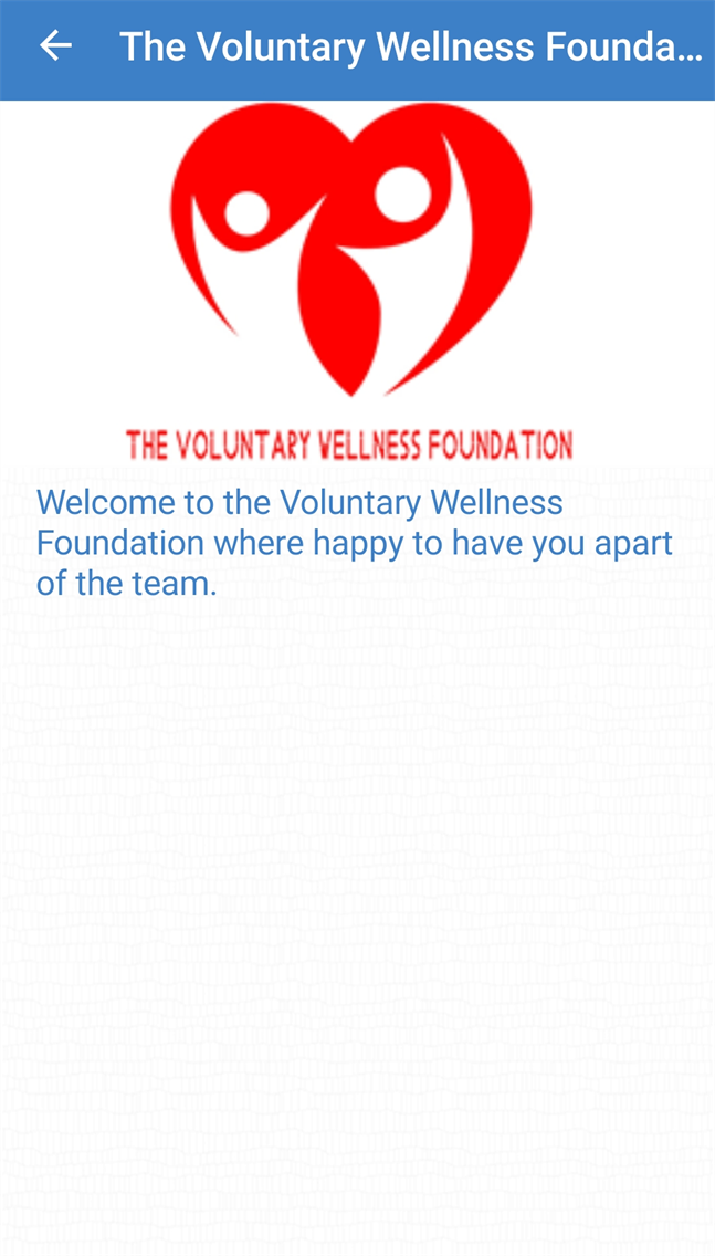 ThevoluntarywellnessFoundation