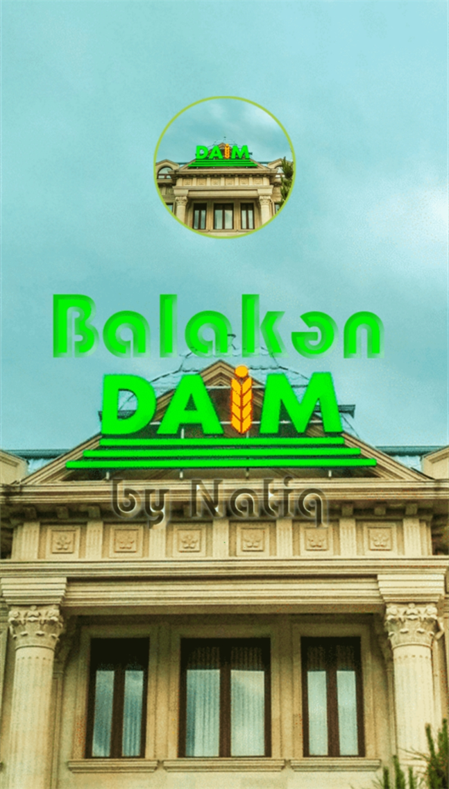 Balakən DAİM