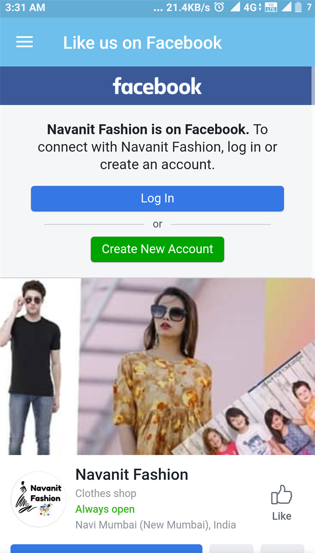 Navanit Fashion