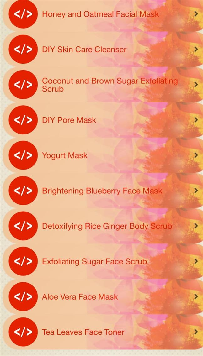 DIY Skincare Secrets