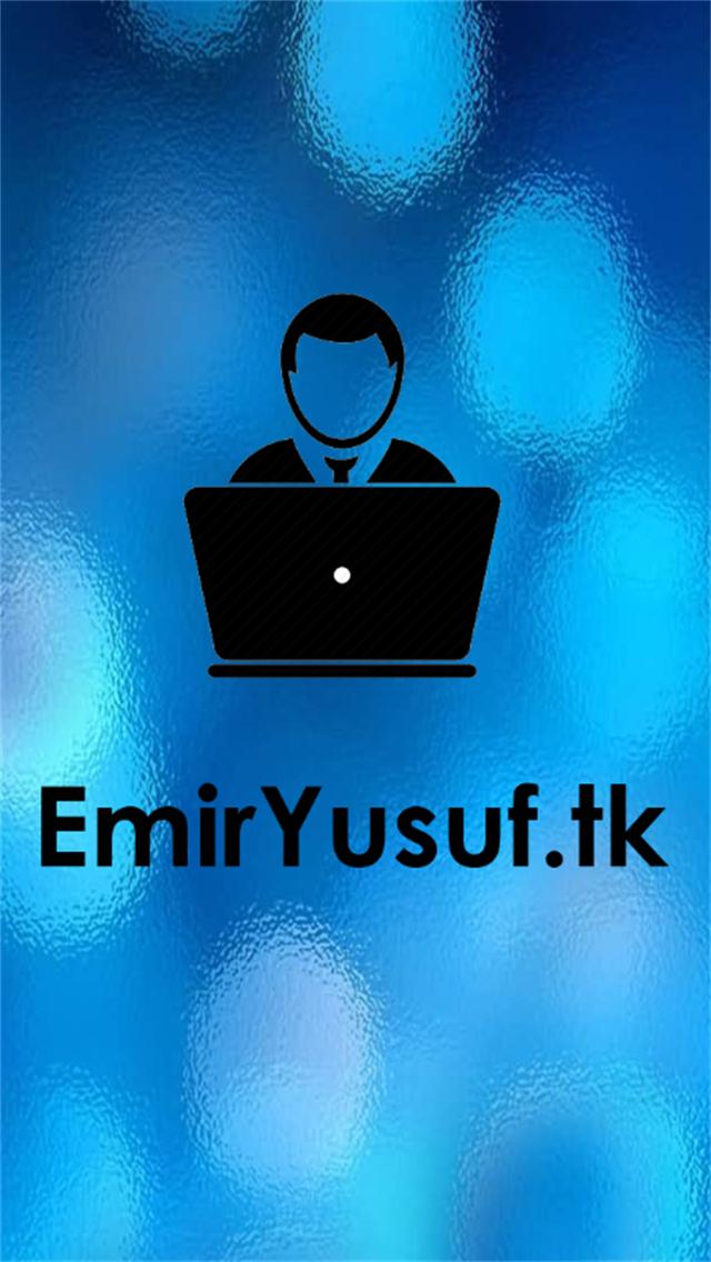 Emiryusuf.tk