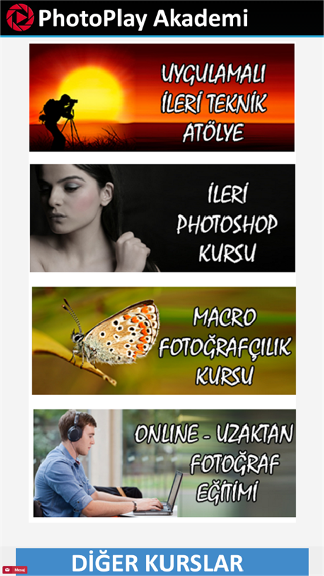 PhotoPlay Takip