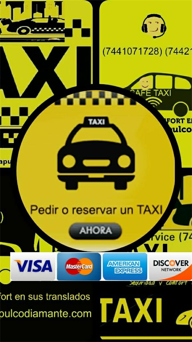Taxi online acapulco