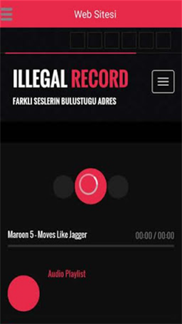 İllegal Record