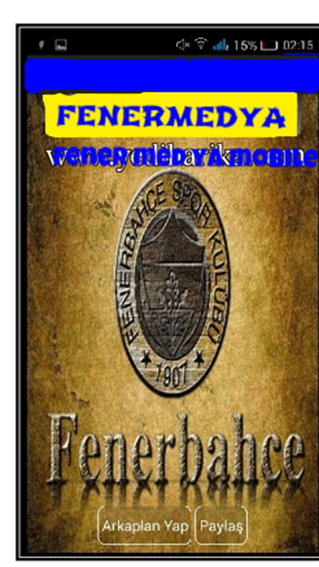 Fener Medya Mobile