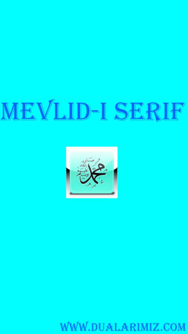 Türkçe Mevlid-i Şerif