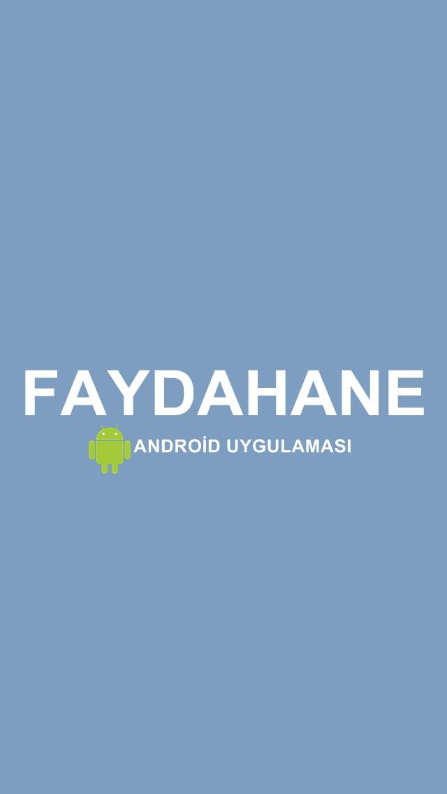 Faydahane